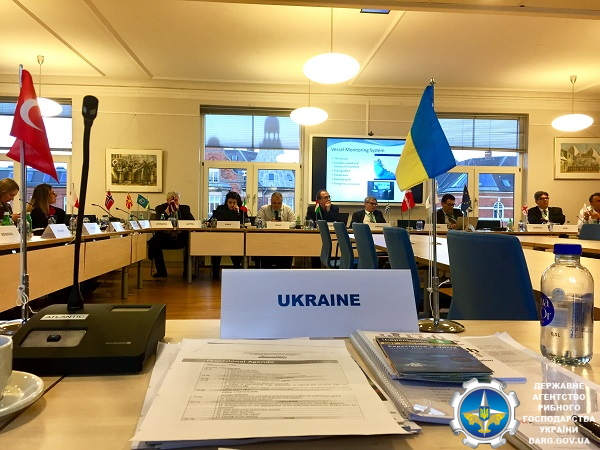Держрибагентство взяло участь у XIX сесії EUROFISH