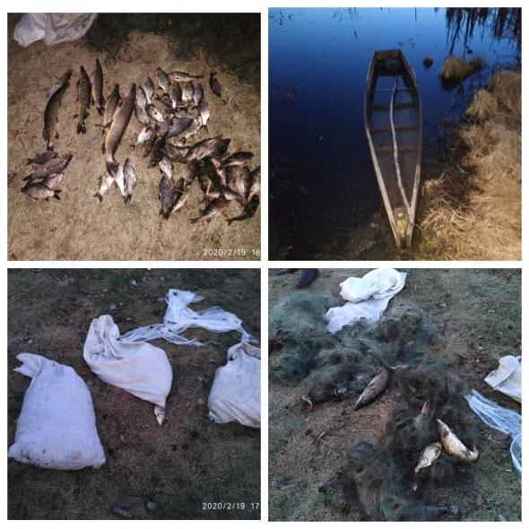 Порушник завдав майже 5 тис. грн збитків, - Вінницький рибоохоронний патруль