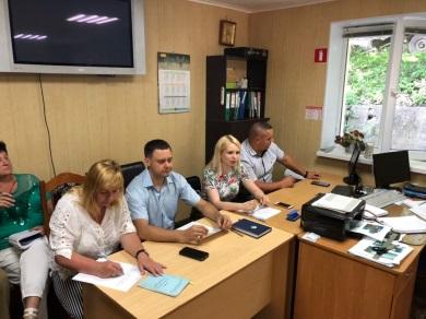 Вінницький рибоохоронний патруль провів нараду з користувачами